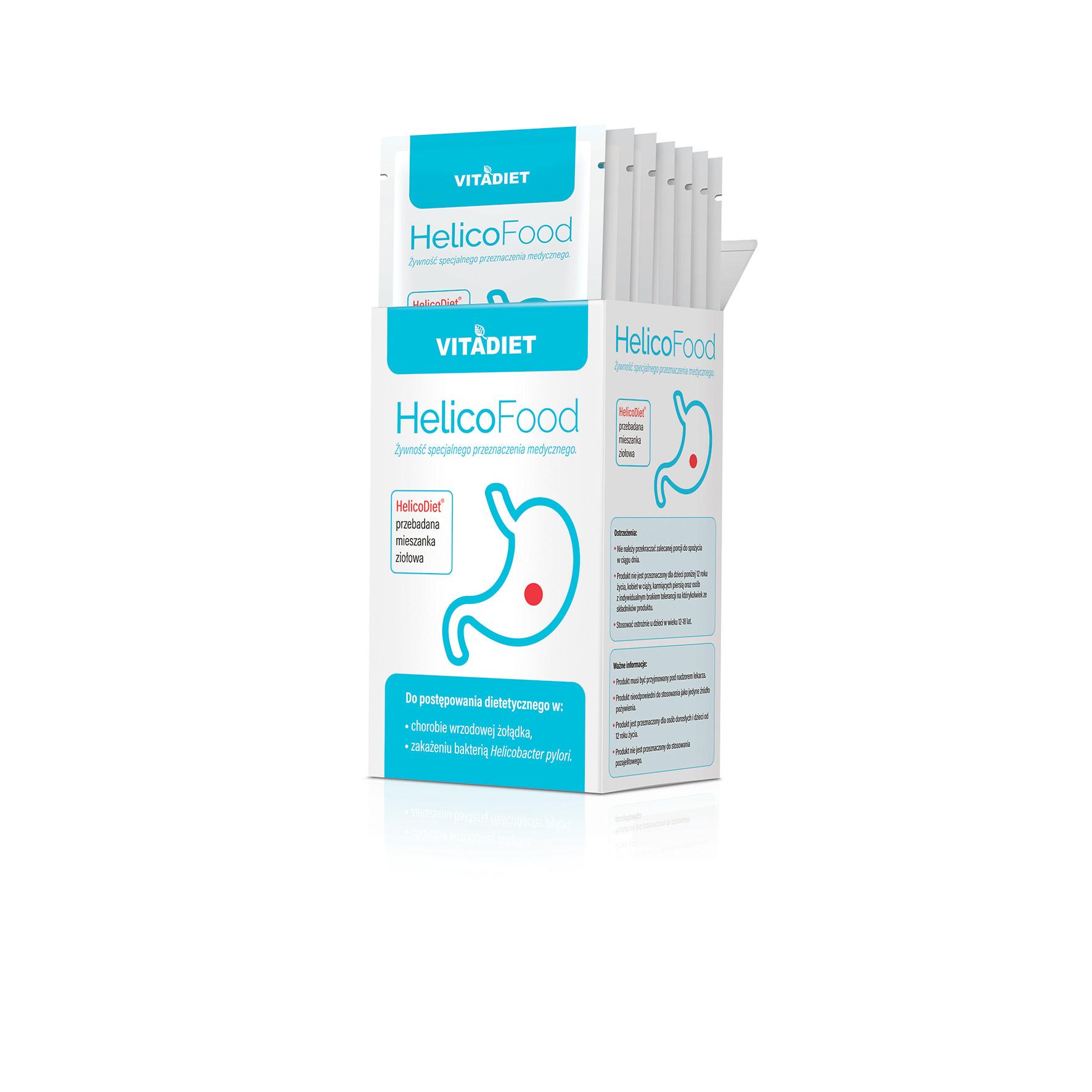 Nowe produkty dla osób zakażonych bakterią Helicobacter pylori wkrótce w sprzedaży