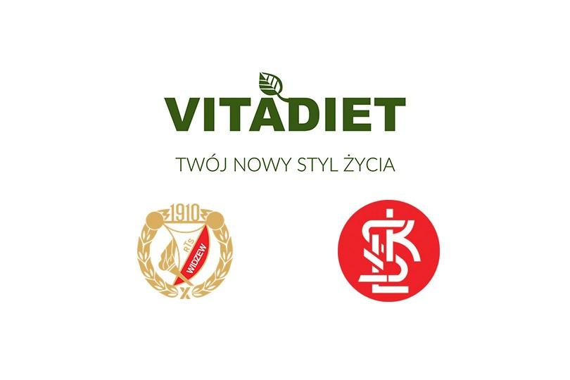 Marka VITADIET została sponsorem dwóch łódzkich klubów