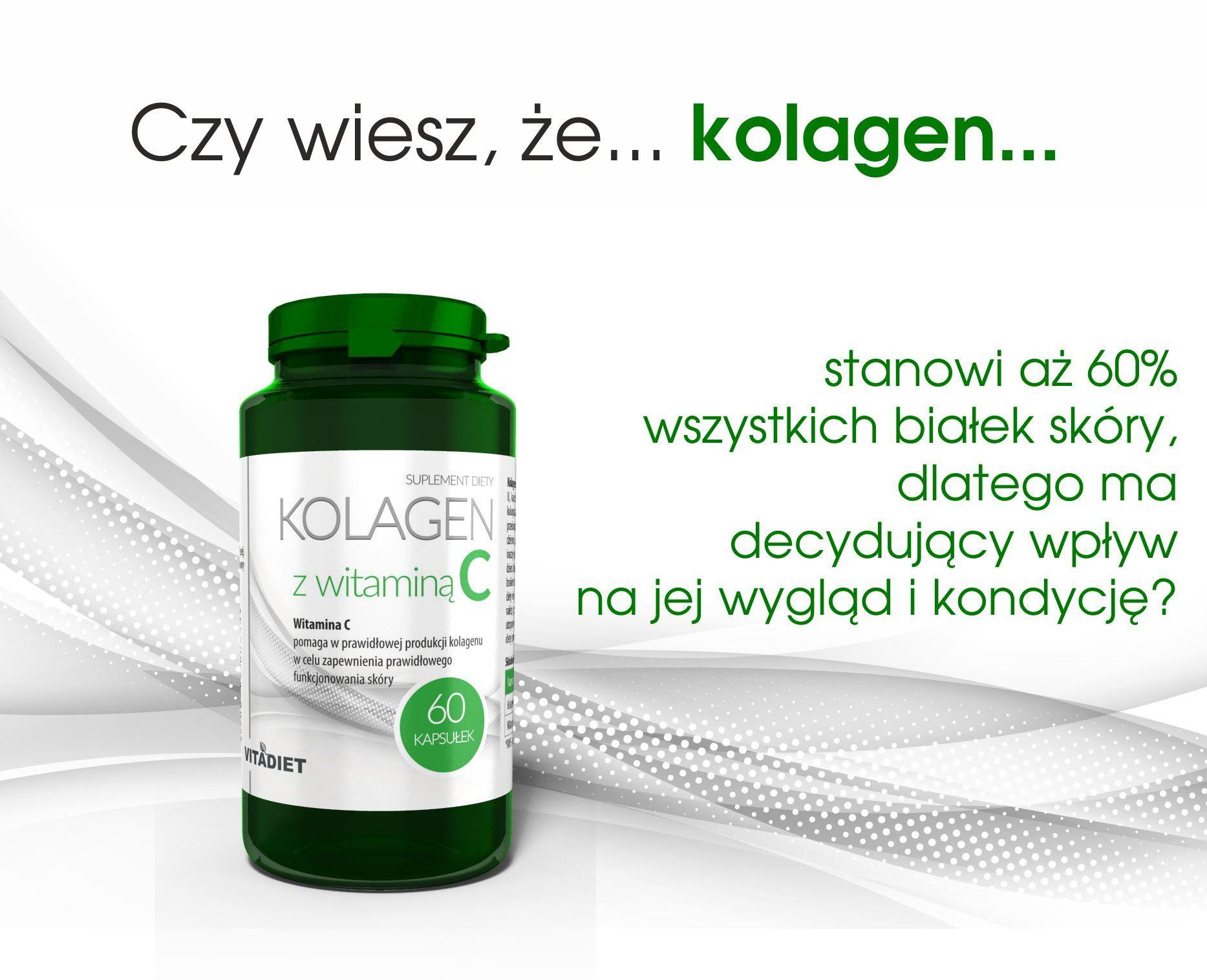 Czy wiesz, że kolagen..?