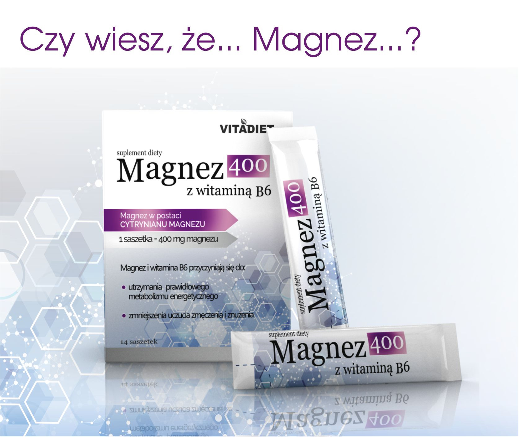 Czy wiesz, że Magnez...?